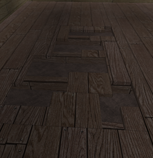 Floor Fixed